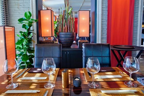 Ресторан Nabi - фотография 5