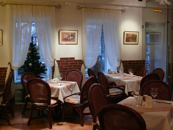 Ресторан Сулико на Патриарших - фотография 10 - Сулико на Патриарших