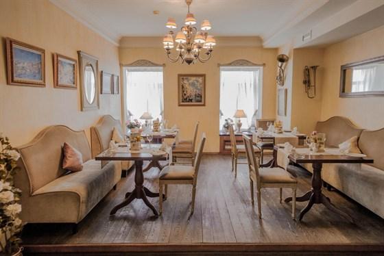Ресторан La Serenata - фотография 10 - 1 этаж