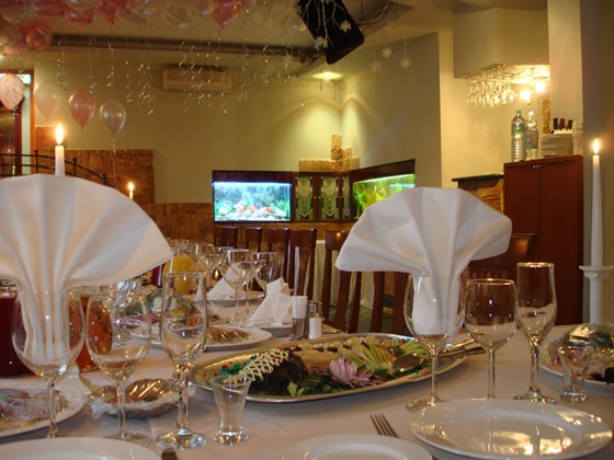 "Ресторан Аргумент - фотография 12 - Ресторан ""Аргумент"", Кутузовский 41"