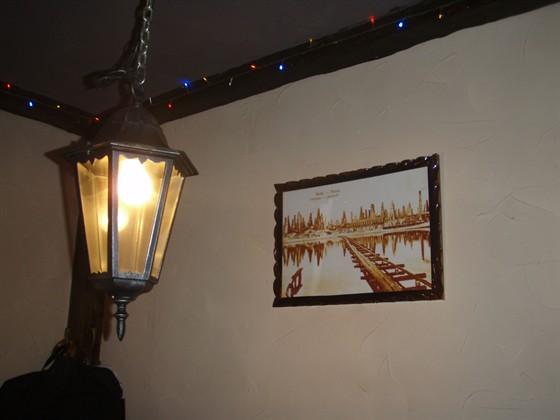 Ресторан У Джона - фотография 2 - интерьер