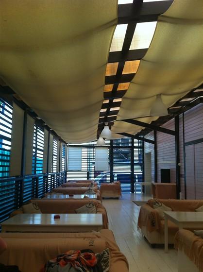 Ресторан Трикафе - фотография 8 - Веранда