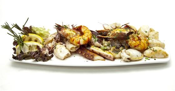 Ресторан Porto maltese - фотография 6 - Морепродукты