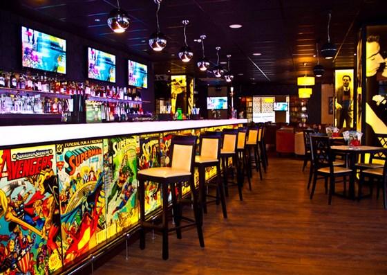 Ресторан Территория - фотография 7