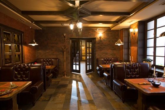 Ресторан Портос - фотография 11