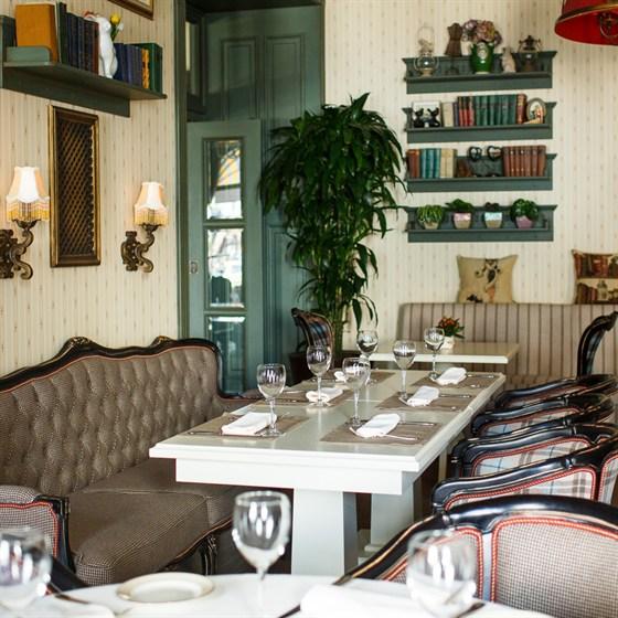 Ресторан Гримо - фотография 10 - Ресторан Гримо