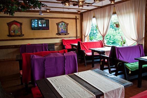 Ресторан Хамса - фотография 26