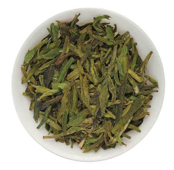 Ресторан Колобок - фотография 4 - Чжецзян Лунцзин. Колодец дракон. Плоский зелёный чай. Провинция Чжецзян.