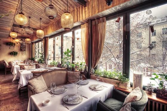 Ресторан Эларджи - фотография 12