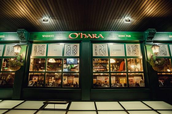 Ресторан O'Hara - фотография 1 - O'Hara Irish pub-restaurant-hotel