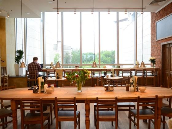 Ресторан Le pain quotidien - фотография 14