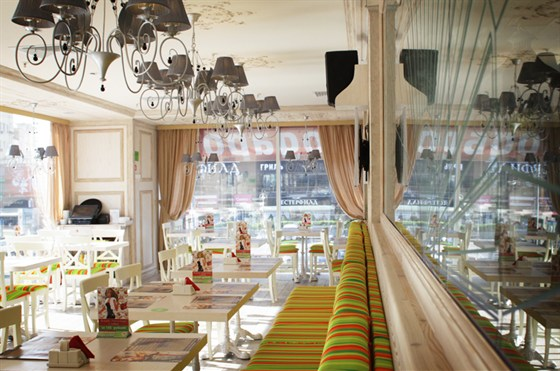 Ресторан Ньокки - фотография 9 - основной зал