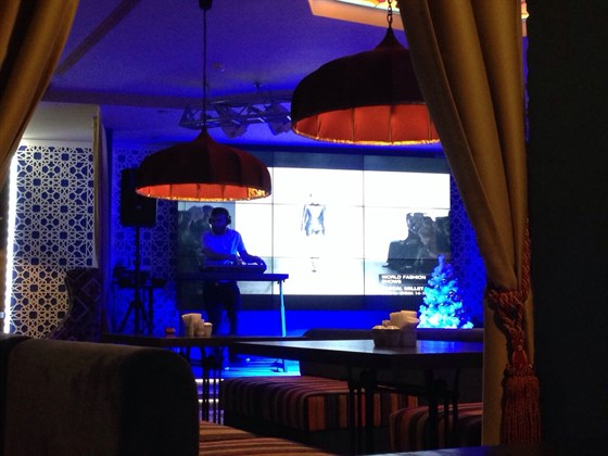 Ресторан Халат - фотография 3