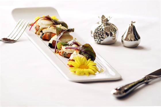 Ресторан Château de fleurs - фотография 60