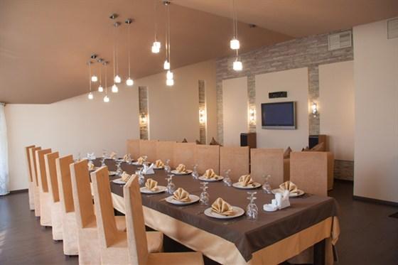 Ресторан Пироговский дворик - фотография 7 - VIP зал 1