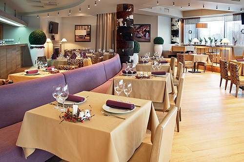 Ресторан Рябина - фотография 11