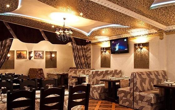 Ресторан Рай у фонтана - фотография 1