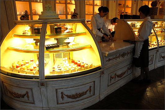 Ресторан Кондитерская «Пушкин» - фотография 35