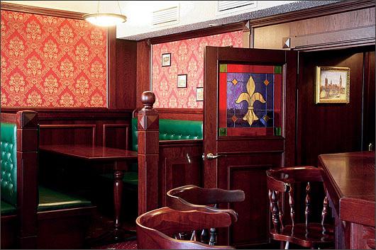 Ресторан Oliver - фотография 1