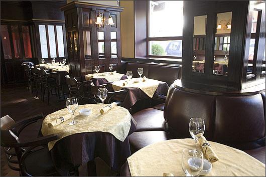 Ресторан Часы - фотография 1