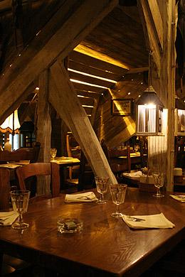 Ресторан Старый чердак - фотография 6