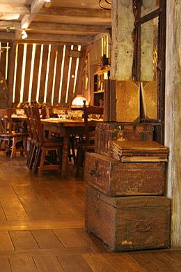 Ресторан Старый чердак - фотография 7
