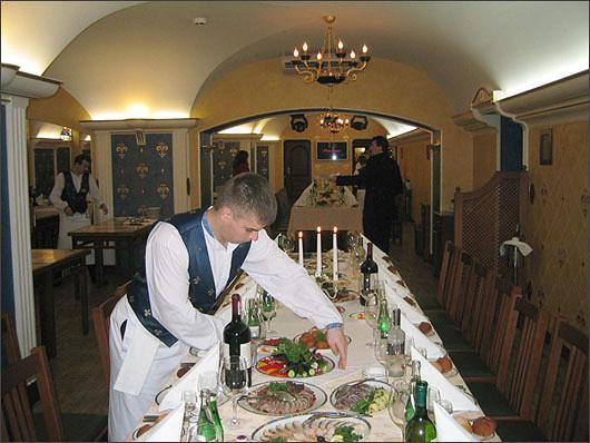 Ресторан Сандуны - фотография 16