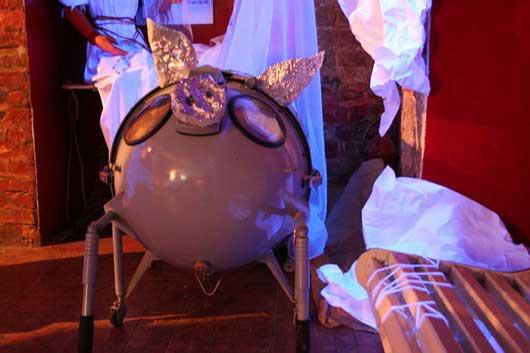 Ресторан Бумажная луна - фотография 3