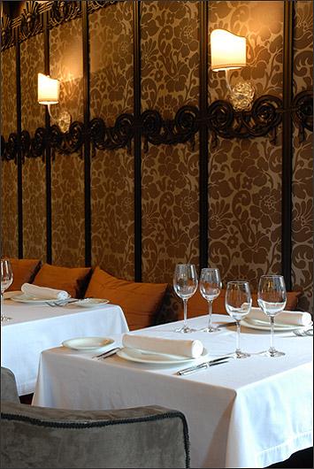 Ресторан Observatoire - фотография 1