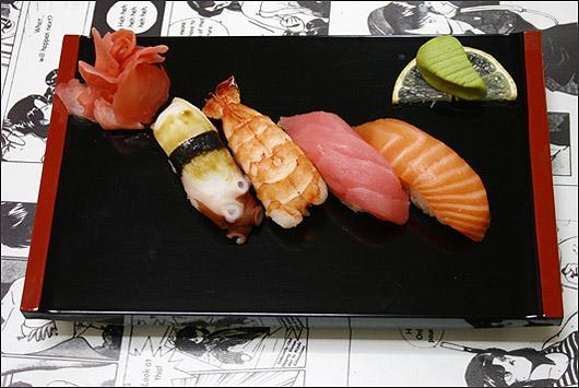 Ресторан Аниме и манга - фотография 5