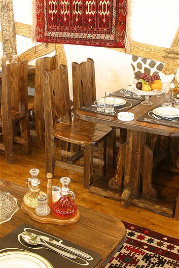 Ресторан Хурма - фотография 2