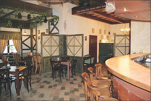 Ресторан Pan Smetan - фотография 1