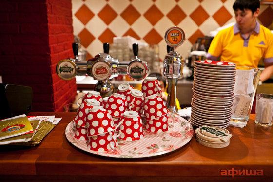 Ресторан Победа - фотография 13