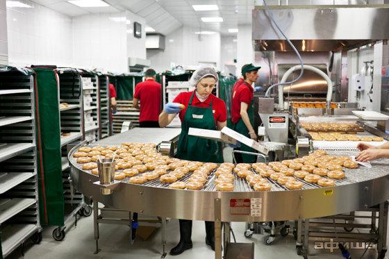 Ресторан Krispy Kreme - фотография 12