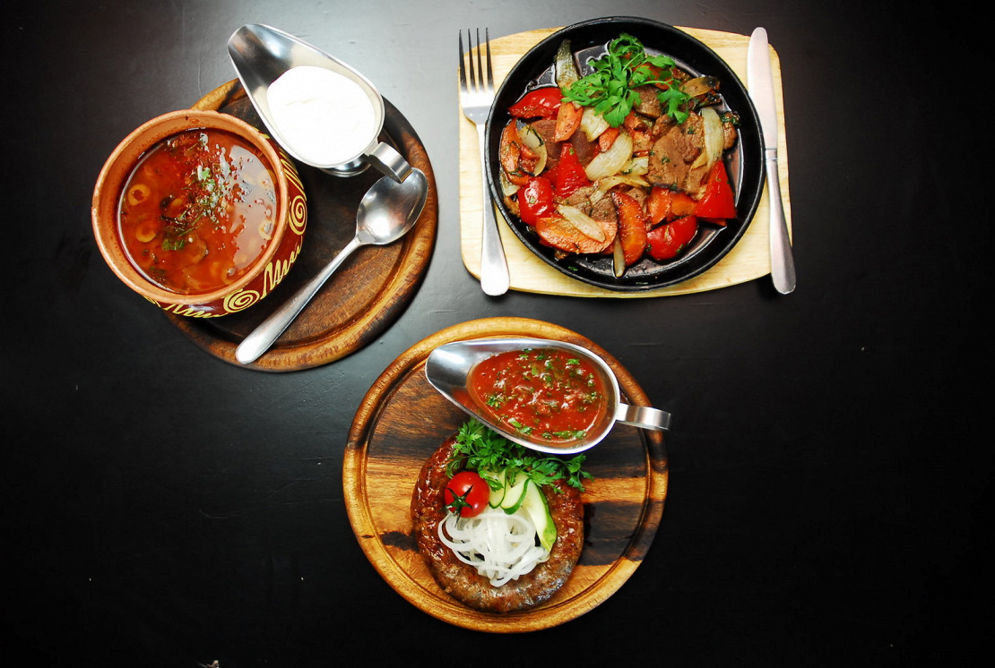 Ресторан Сарай - фотография 3