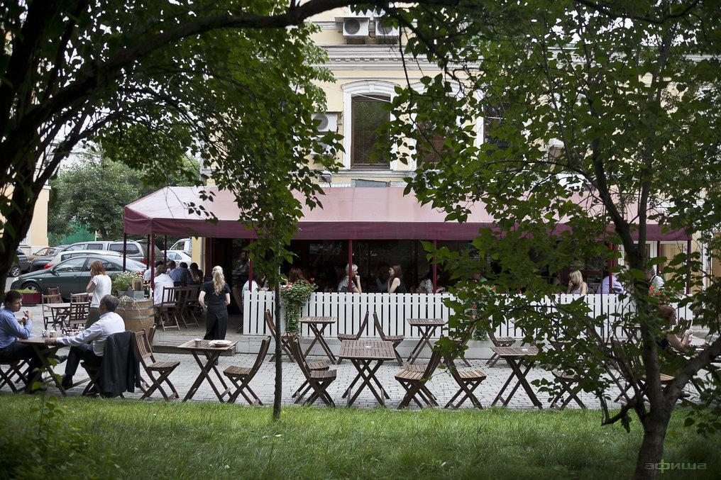 Ресторан Простые вещи - фотография 2