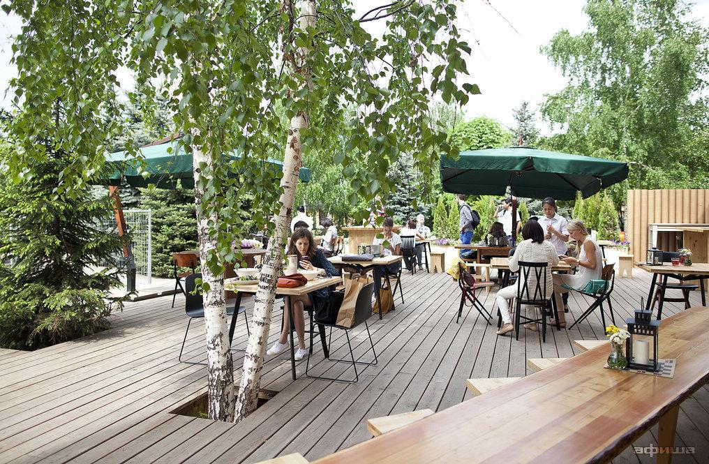 Ресторан Гараж - фотография 8