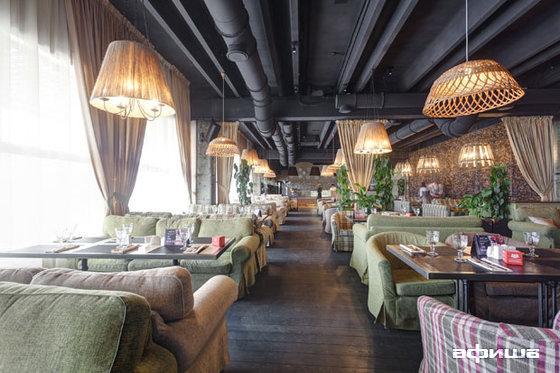 Ресторан Сытый лось - фотография 6