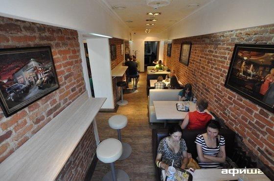 Ресторан City Grill Express - фотография 4