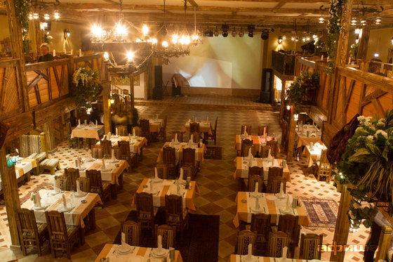 Ресторан Бакинский дворик - фотография 9