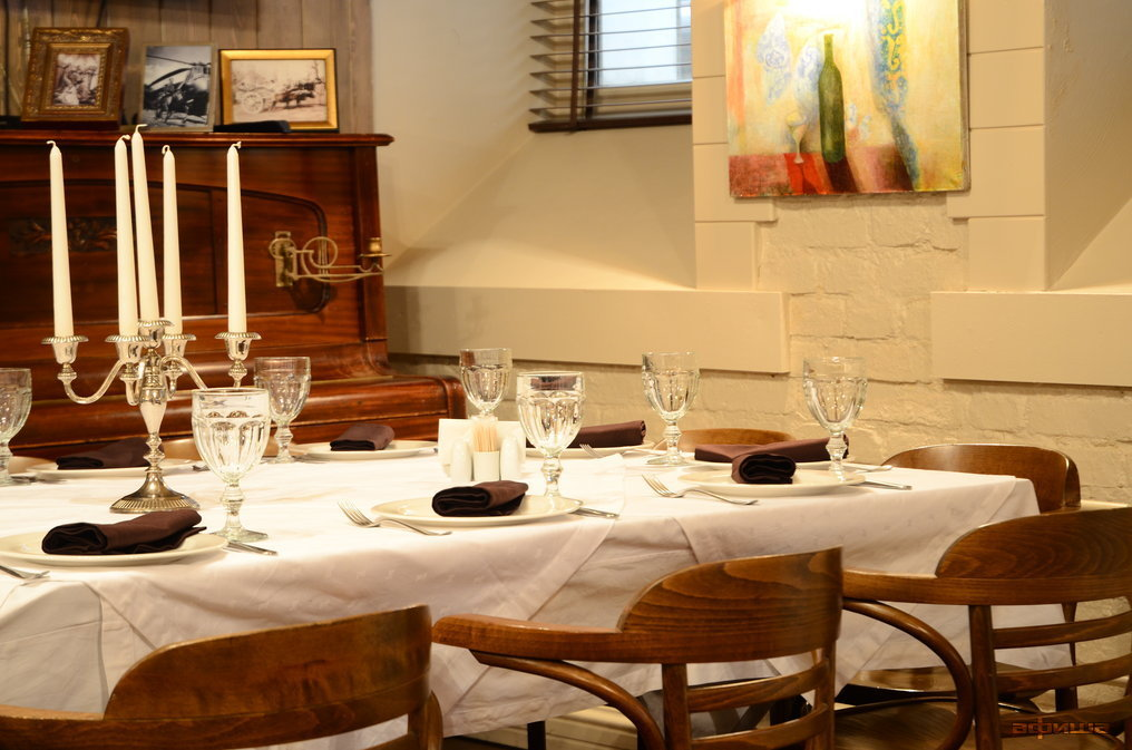 Ресторан Сахли - фотография 12