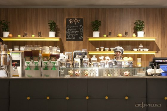Ресторан Чайная ложка - фотография 8
