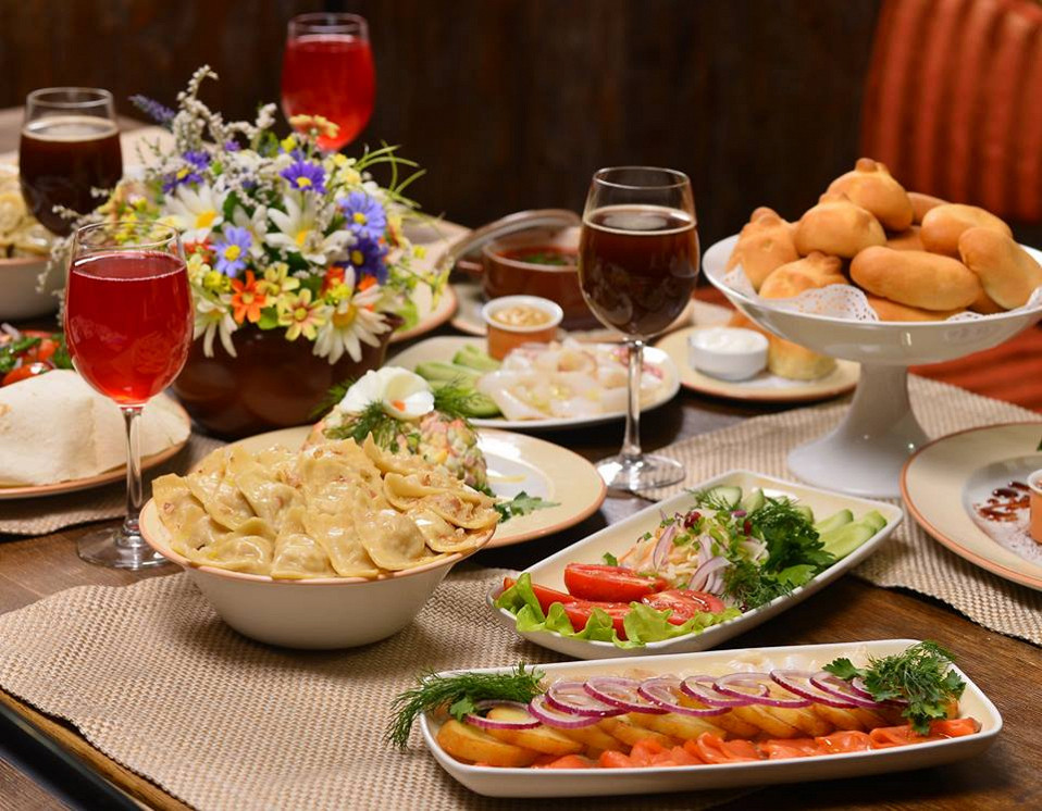 Ресторан Малиновка - фотография 11