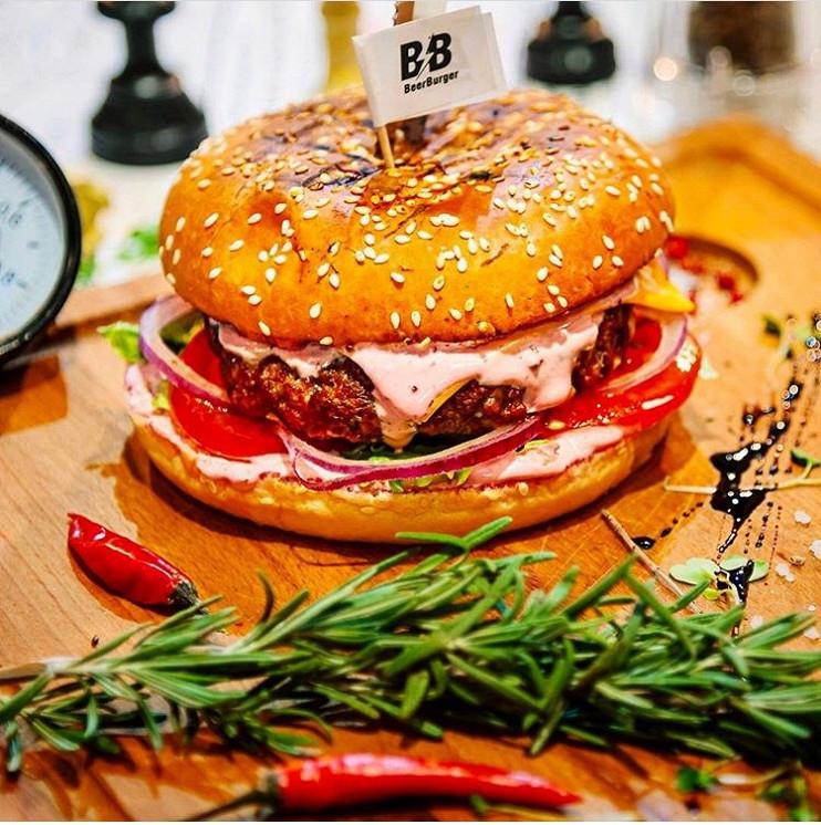 Ресторан Beerburger - фотография 20