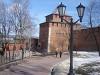 Ивановская башня. Нижегородский кремль