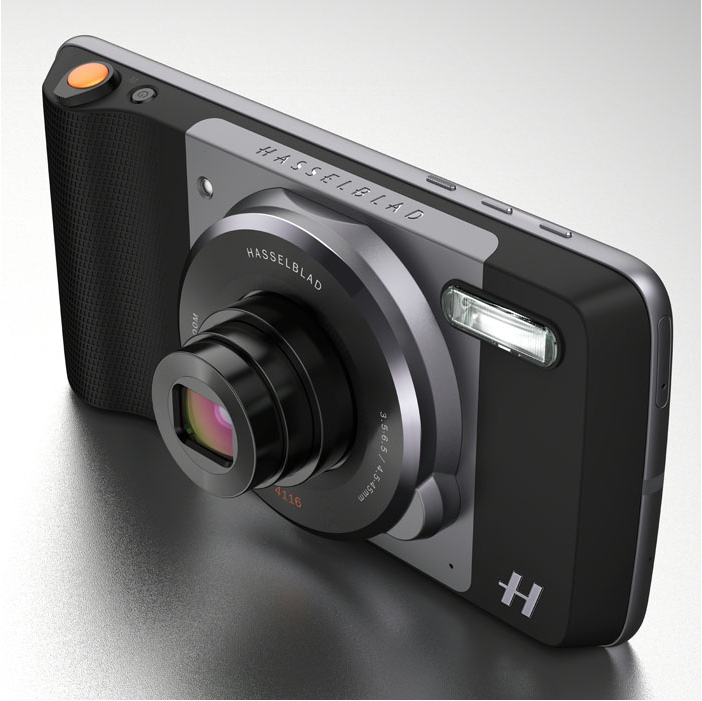Смартфон с Hasselblad True Zoom