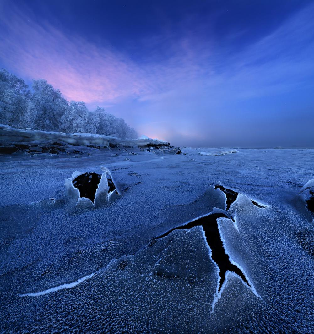 Фотограф изКрасноярска стал призером журнала National Geographic соснимком «Ергаков»