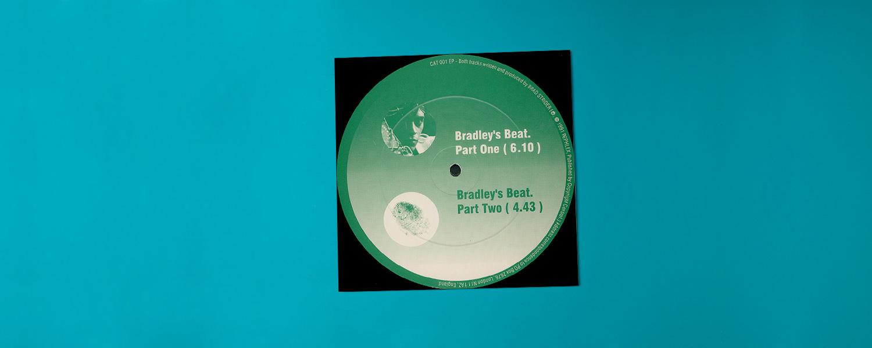 Brad Strider «Bradley's Beat» (Rephlex, 1991)