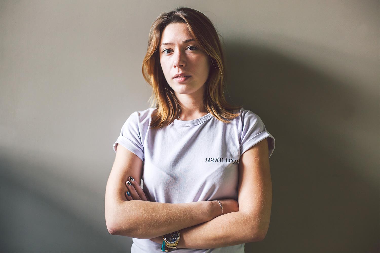 Одна из основательниц сервиса Елена Червякова. Кроме руководящей роли, в компании занимает должность мастера по маникюру
