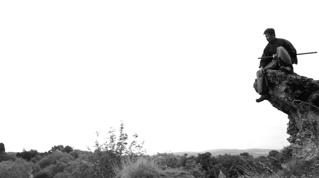 Кадр из короткометражного фильма Гарета Эванса